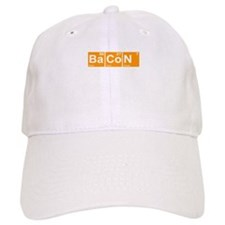 Bacon Elements Baseball Baseball Baseball Cap