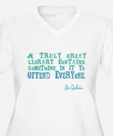 Offend Everyone Plus Size T-Shirt