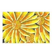 Daisies Daisies! Postcards (Package of 8)