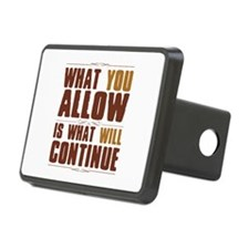 What You Allow Hitch Cover
