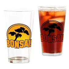 Bonsai!!! Drinking Glass