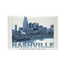 Nashville Tennessee Skyline Magnets