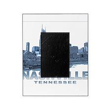 Nashville Tennessee Skyline Picture Frame