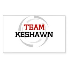Keshawn Rectangle Decal