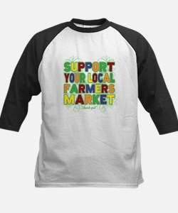 Support Your Local Farmers Ma Tee