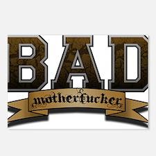 Bad Motherfucker Postcards (Package of 8)