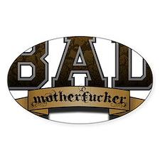 Bad Motherfucker Decal