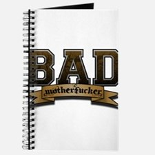 Bad Motherfucker Journal