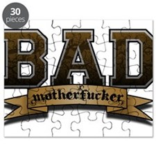 Bad Motherfucker Puzzle