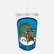 Funny Carrier Acrylic Double-wall Tumbler