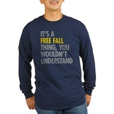 Its A Free Fall Thing T