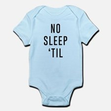 No Sleep 'Til Body Suit