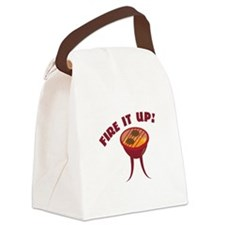 Fire it Up Canvas Lunch Bag