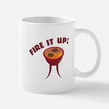 Fire it Up Mugs