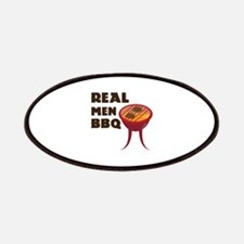 Real Men BBQ Patches