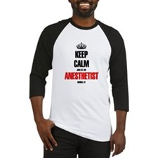 It's an Anesthetist thing you woul Baseball Jersey