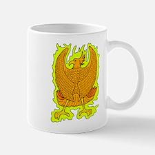 Phoenix Fire Bird Mug