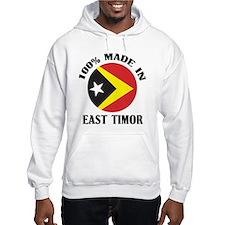 Made In East Timor Hoodie