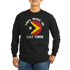 Made In East Timor T