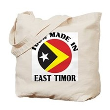 Made In East Timor Tote Bag