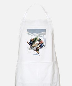 READY FOR CHRISTMAS Apron