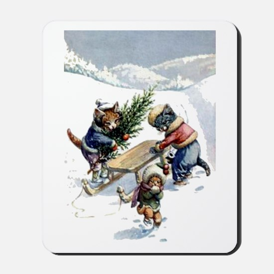 READY FOR CHRISTMAS Mousepad