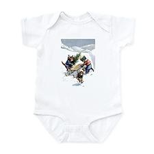 READY FOR CHRISTMAS Infant Bodysuit