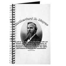Rutherford B. Hayes 01 Journal