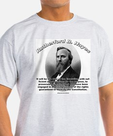 Rutherford B. Hayes 01 T-Shirt