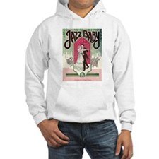 Jazz Couple 1920s Flapper Dancing Jumper Hoody