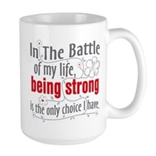 Retinoblastoma Battle Mug