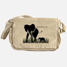 Elephant Lover Messenger Bag