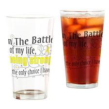 Sarcoma Battle Drinking Glass