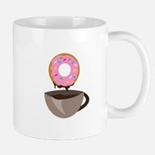 Coffee & Donut Mugs
