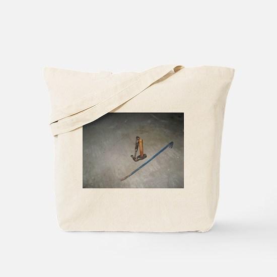The Demolitionist Tote Bag