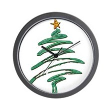 Cute Seasonal holidays Wall Clock