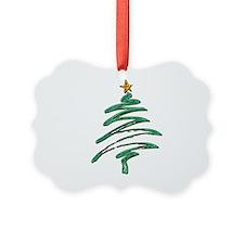 Cute Sweep Ornament