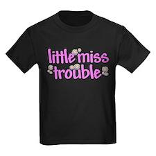 Little miss trouble T