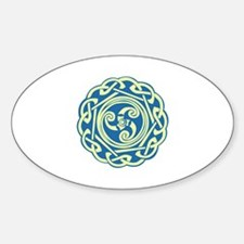 Celtic Spiral Decal