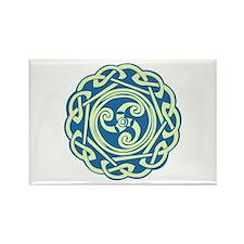 Celtic Spiral Magnets