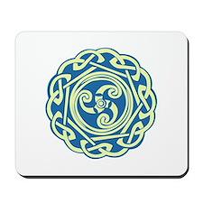 Celtic Spiral Mousepad