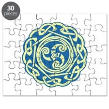 Celtic Spiral Puzzle