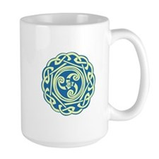 Celtic Spiral Mugs