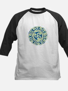 Celtic Spiral Baseball Jersey