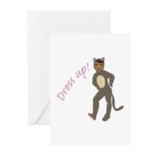 Dress Up Greeting Cards