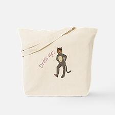 Dress Up Tote Bag