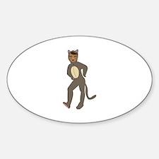 Cat Suit Decal