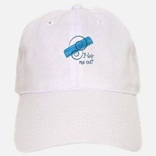 Hair Me Out Baseball Baseball Baseball Cap