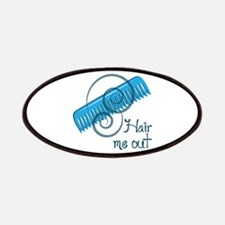 Hair Me Out Patches
