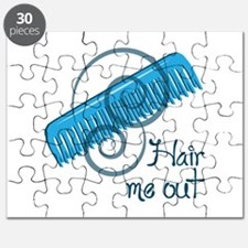 Hair Me Out Puzzle